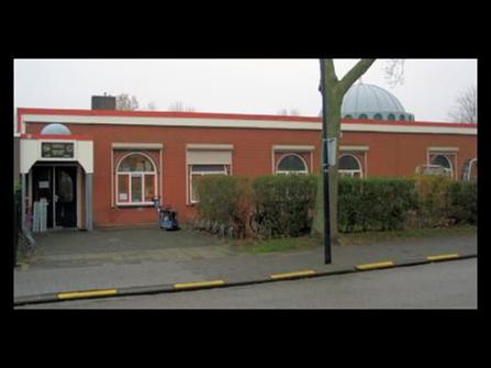 De Turkse moskee in Hoorn draagt bij